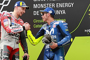 MotoGP Breaking news Rossi's Ducati