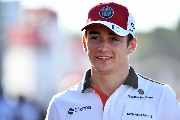 Sauber not worried about losing Leclerc to Ferrari