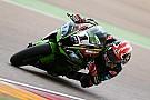 World Superbike Victoria de Rea en el sábado de Aragón