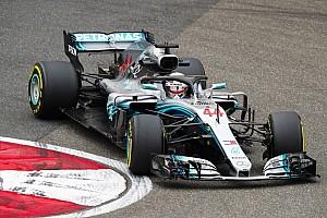 Formula 1 En iyiler listesi Galeri: Çin GP'sinde cuma gününden kareler