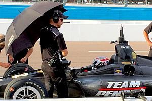 IndyCar Últimas notícias Indy testa sistema de proteção de cockpit em fevereiro