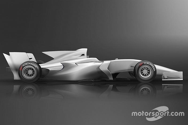 Wajah mobil baru Super Formula 2019