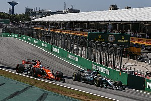 Mercedes taking McLaren and Renault threat