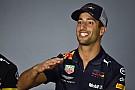 Ricciardo: Ferrari ile görüşmedim