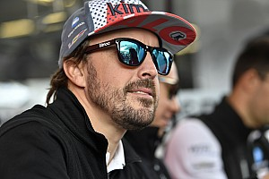 Alonso uiterst gebrand op Indy 500: