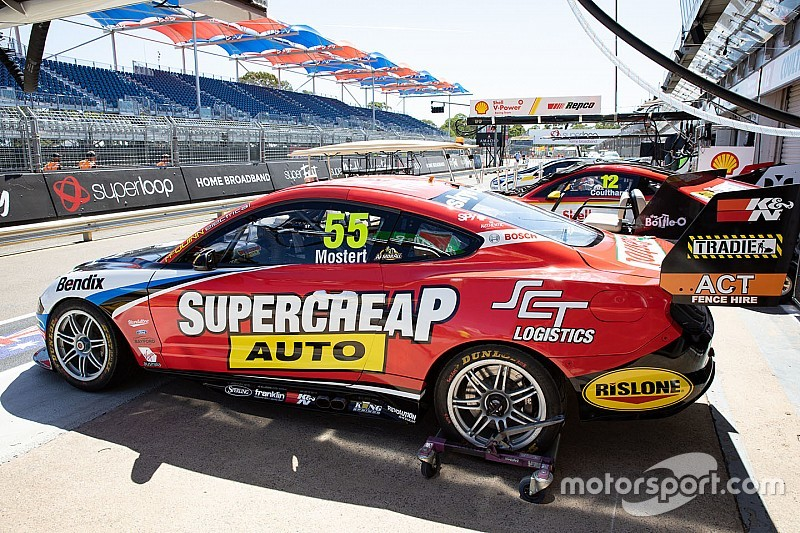How Mostert avoided disqualification from Adelaide Supercars race