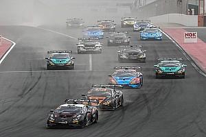Lamborghini Super Trofeo Middle East: tripletta Target a Dubai