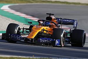 Sainz: McLaren should be