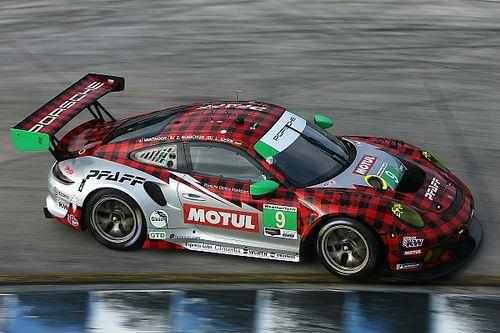Pfaff helps Porsche to 100 wins in Twelve Hours of Sebring
