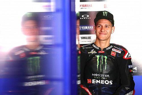 Operasi Arm Pump Lancar, Quartararo Sudah Pikirkan MotoGP Prancis