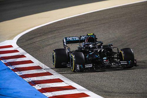 """Surpreso"", Bottas lamenta e aponta diferença para carro de Hamilton"