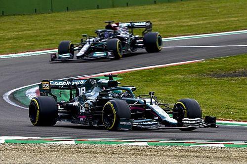 Wolff: Aston Martin nevenschade bij veranderingen tegen Mercedes