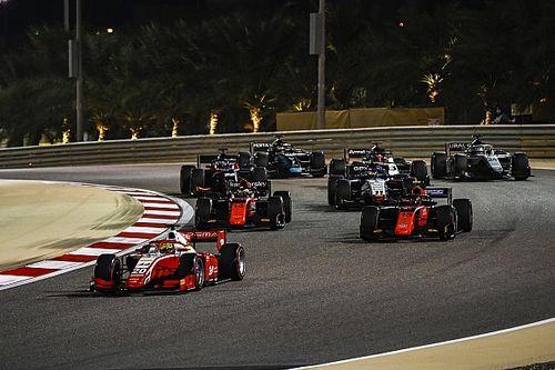 Положение в общем зачете Формулы 2 перед финальной гонкой