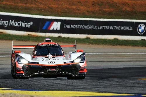 Final accidentado en Petit Le Mans que permite el podio de Montoya