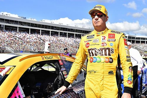 NASCAR star Kyle Busch to try his hand at Rallycross racing