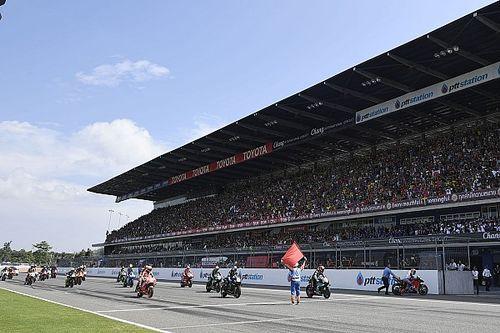 Hivatalos: a MotoGP thaiföldi versenyét is eltörölték