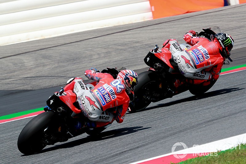 Ducati-Boss hofft auf mehr Harmonie im Team 2019:
