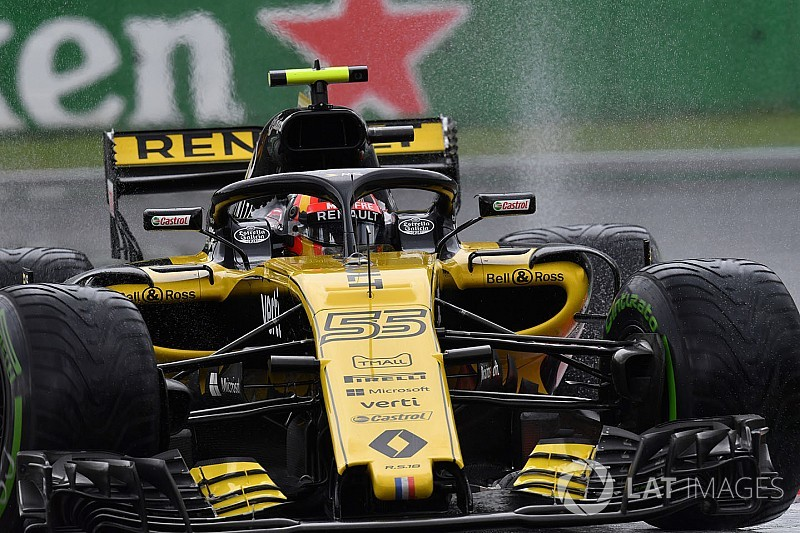 Sainz: Monza Renault'a uymuyor