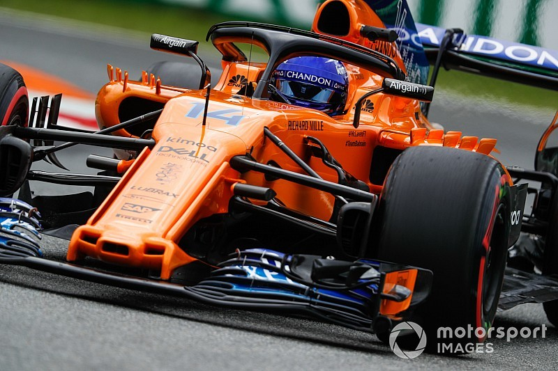 McLaren envisage des réglages extrêmes pour le GP de Russie