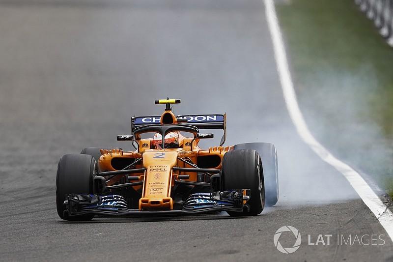 Vandoorne : McLaren n'a