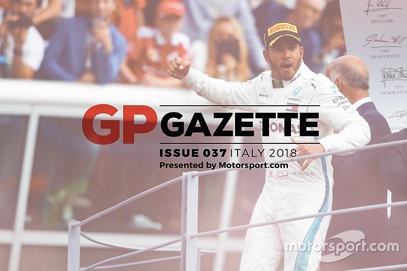 Issue #37 of GP Gazette is online now