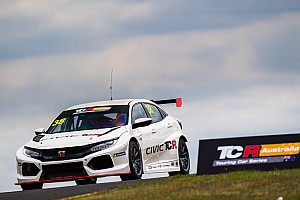 Former Supercars driver confirms Honda TCR Australia deal