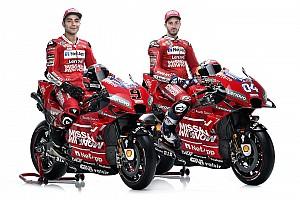 Ducati präsentiert die Desmosedici für die MotoGP-Saison 2019