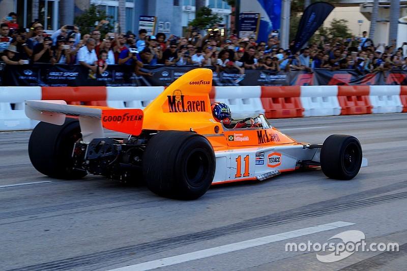 Formel-1-Festival in Miami begeistert 80.000 Fans