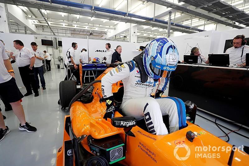 Bildergalerie: Autotausch zwischen Alonso und Johnson