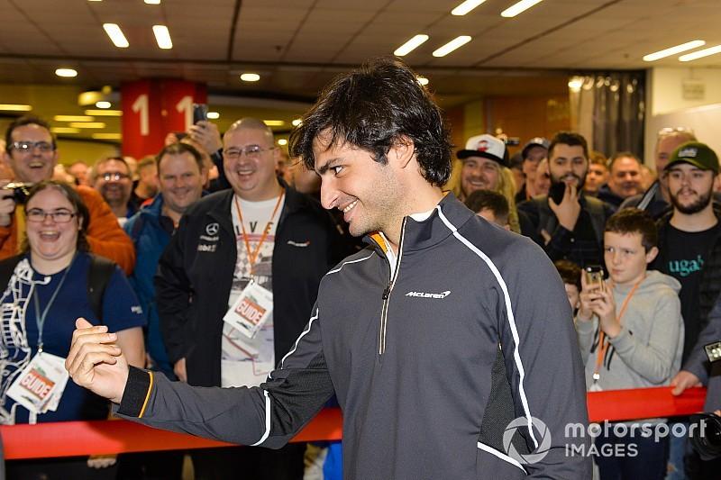 Сайнс: Наразі мені дуже подобається McLaren 2019 року