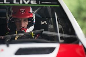 Meeke tendrá nuevo copiloto en Toyota