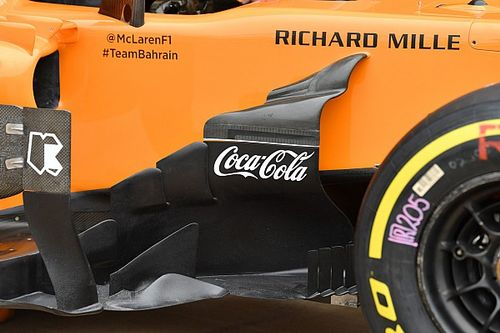 Coca-Cola prolonge avec McLaren