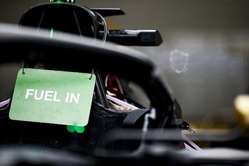 Formula 1 has developed 100% sustainable fuel