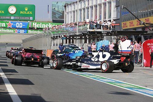 Tight Zandvoort F1 pitlane raises safety issues for Dutch GP