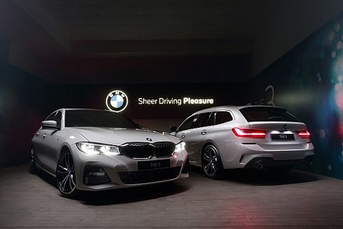 BMW Indonesia Luncurkan Seri 3 Terbaru dalam Dua Model