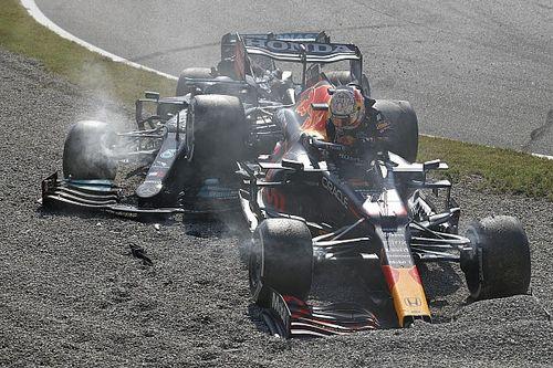 Hamilton: Verstappen voelt waarschijnlijk druk van eerste titelstrijd