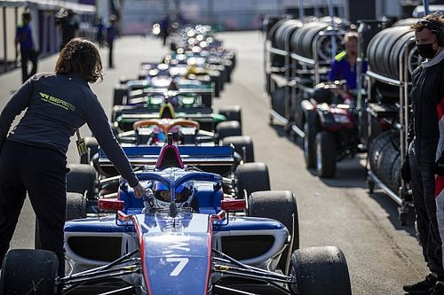 Top eight W Series drivers will automatically qualify for 2022 drives