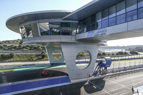 La pretemporada de Moto2 continúa en Jerez con dos días de test