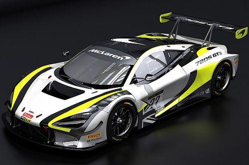 GT-team Button met McLaren in Brawn-kleuren