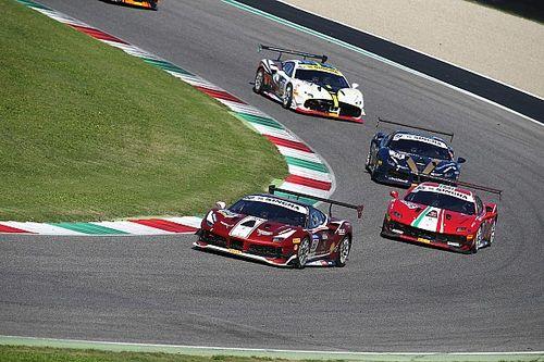 Ferrari Challenge: ripresa a luglio, Finali Mondiali confermate
