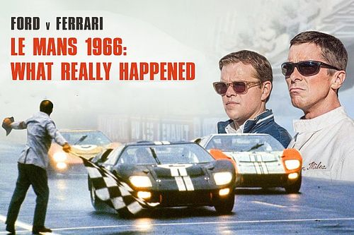 Ford v Ferrari – separating Le Mans fact from movie fiction