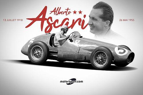 Alberto Ascari, la destinée étrange d'une légende de la F1