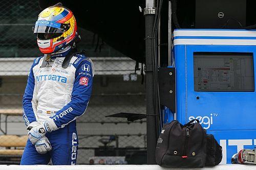 Palou set for six-place IndyCar grid penalty at Detroit