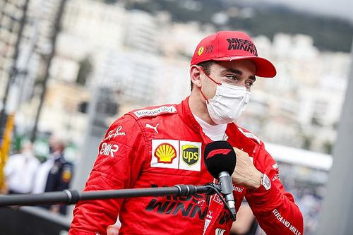 """Leclerc feeling """"quite shit"""" as he waits on gearbox inspection"""