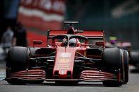 Vettelnek most sem volt ellenszere a Ferrari lassúságára