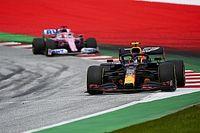 レッドブルにとっても、レーシングポイントは驚異。ホーナー代表「印象的なペースだ」