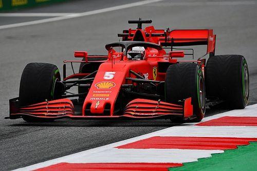 """Ferrari over wegsturen Vettel: """"We zijn van gedachten veranderd"""""""
