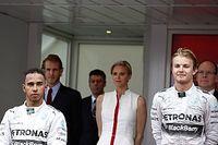 """Rosberg comenta hepta de Hamilton: """"Quanto mais ele vence, mais valorizo meu título"""""""