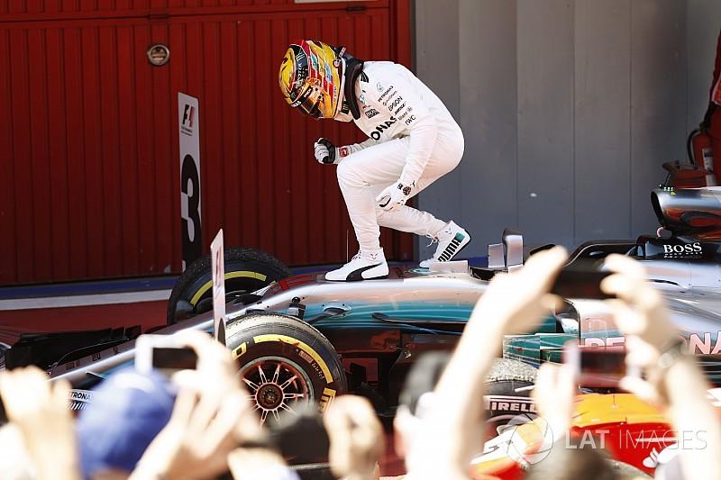 Хэмилтон одержал победу в Гран При Испании