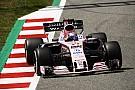 Force India revela su cambio de números tras la amenaza de multa